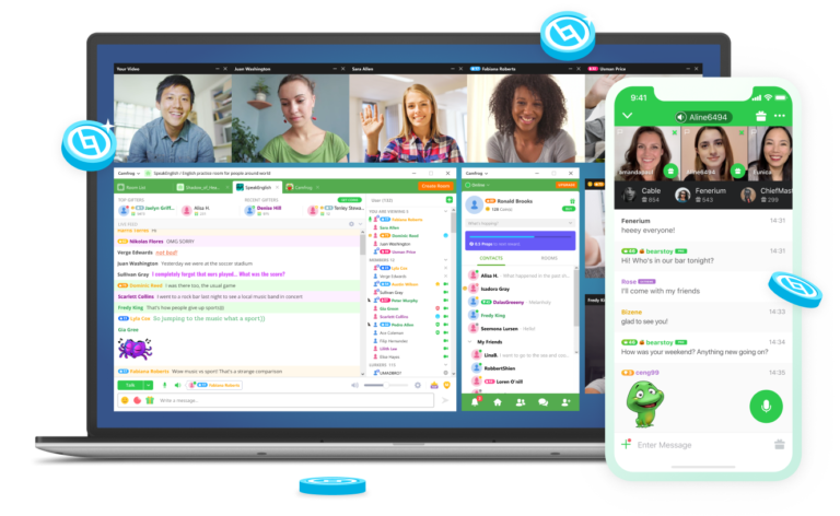 Video Chat Rooms Keep Family and Friends Close