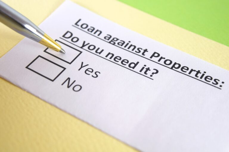 Why Loan Against Property Is A Better Option?