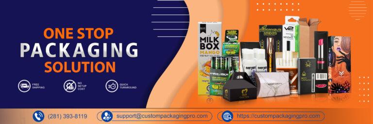 Key Benefits of Using Customized Boxes Wholesale
