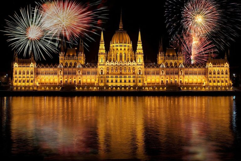 TOP 10: Places that is Recommended by Budapest Tour Guides to Visit