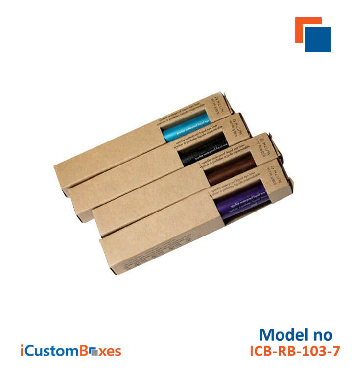 Eyeliner Boxes with Logo to Bring a Change to your Product